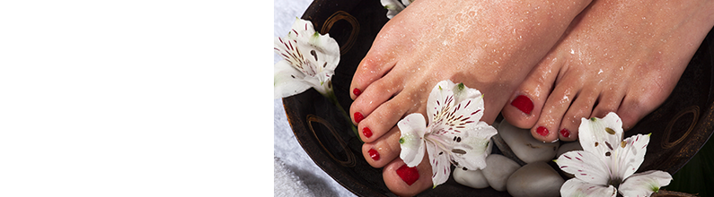 Pedicure | Blossom Nails & Spa | Burlington, MA | (781) 229-6129